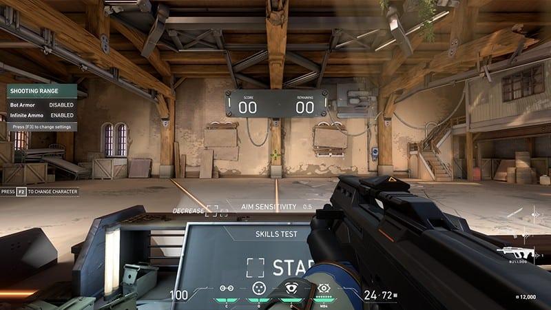 Bulldog Assault Rifle Gun