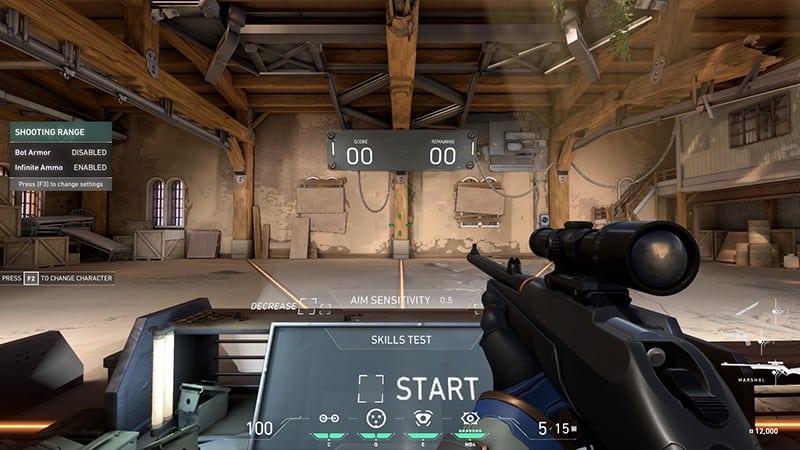 Marshall Sniper