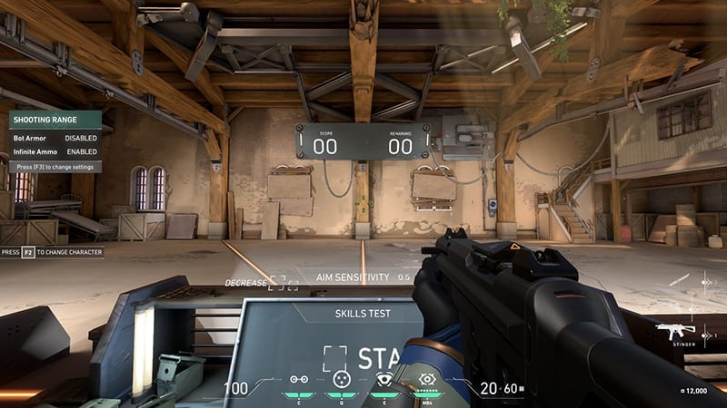 Stinger SMG Gun