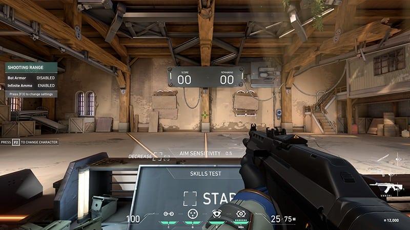 Vandal Assault Rifle Gun